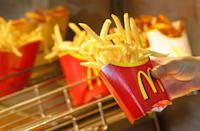 "<p>""I used to work at McDonald's. There have been some 'McDonald's Life Hacks' going around the Internet for a few years now. Please don't do any of them because then one or both of the following will happen: 1) Your order will take forever. Yes, I get that you want <a href=""http://www.delish.com/cooking/g964/french-fries/"" rel=""nofollow noopener"" target=""_blank"" data-ylk=""slk:fresh fries"" class=""link rapid-noclick-resp"">fresh fries</a>. Are you really willing to wait the four minutes for that? And if you are, do you promise not to complain about the wait? 2) You will be up-charged for certain ingredients. Like the 'Poor Man's Big Mac' (A McDouble with Mac Sauce and shredded lettuce). We will up-charge you $0.30 for the Mac Sauce, and $0.20–$0.30 for the shredded lettuce."" —<em>ajd011394</em></p><p>""When I worked there in Canada, McDonald's grilled chicken could sit there for a long time. So can the filet o fish. Usually they're on top of it, but s--- happens. ... I've done a 4 hour shift and just forgot to throw out the old grilled chicken and make new ones because nobody ordered it, and it had already went past the timer when I got on so there was no beeping to remind me. It sounds stupid and it was. We're all human and humans are dumb, though."" —<em>CaseyTwist</em></p>"