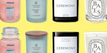 """<p>What better way to bring warmth to your home than with a beautiful scented candle? Whether you're thinking ahead to cozy <a href=""""https://www.oprahdaily.com/life/g27562264/best-fall-scented-candles/"""" rel=""""nofollow noopener"""" target=""""_blank"""" data-ylk=""""slk:fall-scented fragrances"""" class=""""link rapid-noclick-resp"""">fall-scented fragrances</a>, looking <a href=""""https://www.oprahdaily.com/life/g28981948/gifts-for-candle-lovers/"""" rel=""""nofollow noopener"""" target=""""_blank"""" data-ylk=""""slk:for a gift for a votive lover"""" class=""""link rapid-noclick-resp"""">for a gift for a votive lover</a>, <a href=""""https://www.oprahdaily.com/life/g23525521/best-pampering-gifts/"""" rel=""""nofollow noopener"""" target=""""_blank"""" data-ylk=""""slk:pampering your mom"""" class=""""link rapid-noclick-resp"""">pampering your mom</a> with a little aromatherapy, or hoping to find a fragrance that will help you <a href=""""https://www.oprahdaily.com/life/health/a27608924/how-to-relax/"""" rel=""""nofollow noopener"""" target=""""_blank"""" data-ylk=""""slk:relax after a long day"""" class=""""link rapid-noclick-resp"""">relax after a long day</a>—returning home to a soothing scented candle makes everything brighter. If you prefer florals, there are lovely scents like jasmine and gardenia to transform your space, while those who lean towards richer, muskier profiles will enjoy vanilla, tobacco, or patchouli. From <a href=""""https://www.oprahdaily.com/life/g22591201/best-soy-candles/"""" rel=""""nofollow noopener"""" target=""""_blank"""" data-ylk=""""slk:soy votives"""" class=""""link rapid-noclick-resp"""">soy votives</a> in reusable decorative jars, to <a href=""""https://www.oprahdaily.com/beauty/g31787655/best-luxury-candles/"""" rel=""""nofollow noopener"""" target=""""_blank"""" data-ylk=""""slk:luxury picks"""" class=""""link rapid-noclick-resp"""">luxury picks</a> with strong, long-lasting smells, to an affordable option that evokes <a href=""""https://www.oprahdaily.com/entertainment/books/g23110271/gifts-for-book-lovers/"""" rel=""""nofollow noopener"""" target=""""_blank"""" data-ylk=""""slk:an actual library"""" class=""""link rapid"""