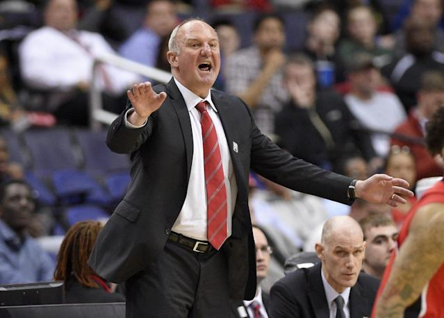 Part of Thad Matta's downfall was a heralded 2015 recruiting class that didn't live up to its hype. (AP)