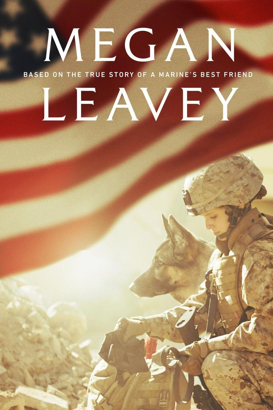 "<p><a class=""link rapid-noclick-resp"" href=""https://www.amazon.com/Megan-Leavey-Kate-Mara/dp/B071JSMKY5?tag=syn-yahoo-20&ascsubtag=%5Bartid%7C10070.g.36096919%5Bsrc%7Cyahoo-us"" rel=""nofollow noopener"" target=""_blank"" data-ylk=""slk:STREAM NOW"">STREAM NOW</a></p><p>Kate Mara stars in this biographical drama as a U.S. Marine corporal named Megan Leavey, who served as a Military Police K9 handler. Together, she and her partner Rex served two deployments in Iraq, and their story is seriously inspiring. </p>"
