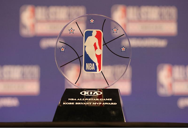 MVP All-Star Award Permanently Named 'The Kobe Bryant MVP Award'