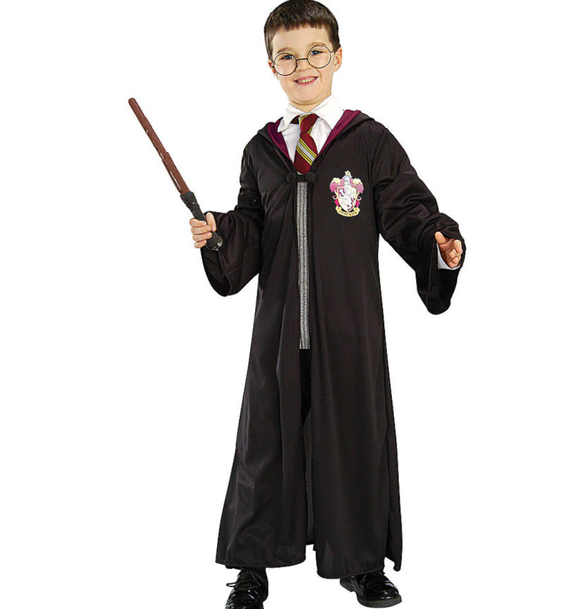Harry Potter costume. Image via Party City.