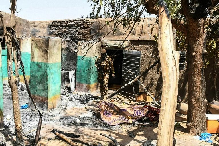 March's attack on the village of Ogossagou was the deadliest in Mali since the 2013 French-led military intervention that drove back jihadist groups who had taken control of the north of the country