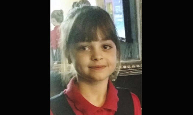 <p>Saffie Rose Roussos. (Photo: PA via AP) </p>