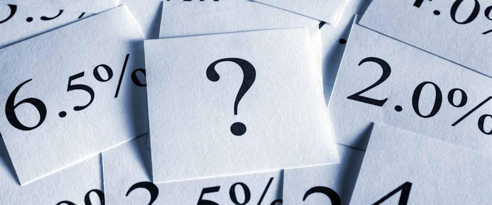 A conceptual look at variable interest rates. Where next?