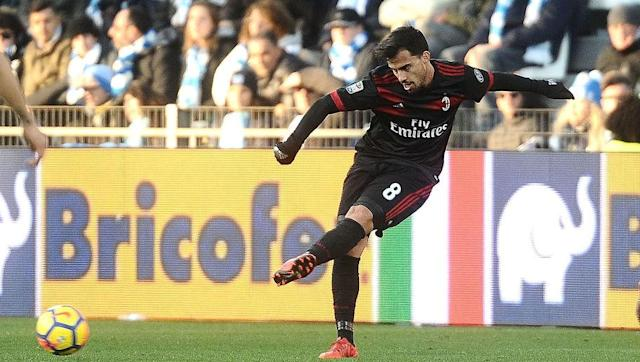 <p>Milan are likely to be the most threatening towards either wings where the forwards will be supported by their two athletic full-backs, most probably Davide Calabria and Ricardo Rodriguez. </p> <br><p>That could stretch Arsenal's midfield and in turn leave gaps in the middle of the pitch for Suso to exploit. Xhaka will need to keep close to the attacking midfielder, who has eight goals and four assists so far this season, and organise his teammates in order to prevent any space from opening up. </p>