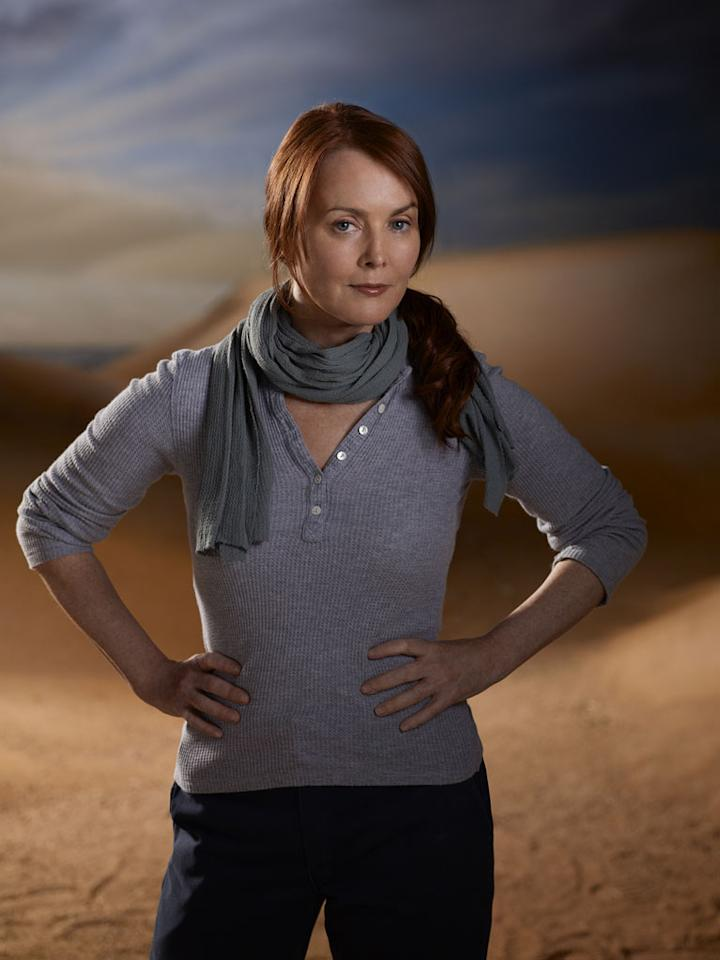 """Laura Innes stars as Sophia Maguire in """"The Event."""""""
