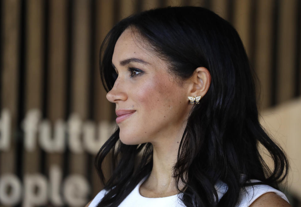 Meghan Markle miscarriage article New York Times moved fans
