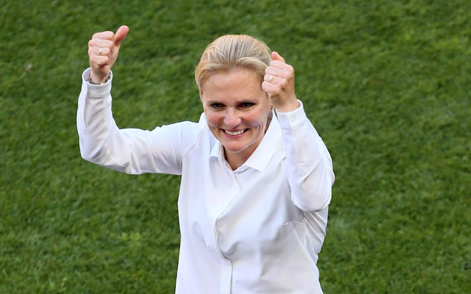 Sarina Wiegman will take over as England Women head coach on a four-year deal - PA