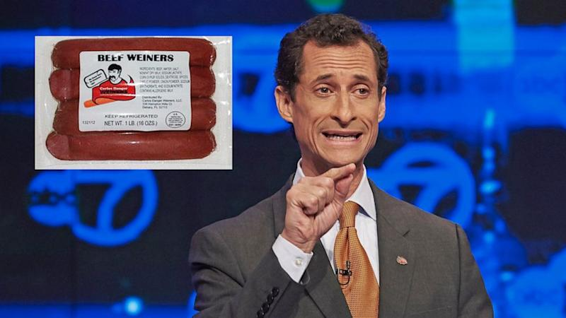 'Carlos Danger' Brand of Weiners Enter the Food Market