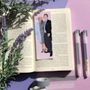 """<p>Parents know it's difficult to find reading time, so a bookmark is necessary when it comes to those inevitable distractions. Why not have stepmom Princess Beatrice hold your reading place?</p> <p><strong>Buy It! Princess Beatrice Bookmark, <a href=""""https://www.awin1.com/cread.php?awinmid=6220&awinaffid=272513&clickref=PEO18RegalMothersDayGiftsInspiredbyRealLifeRoyalMomspetitsRoyGal12686606202105I&p=https%3A%2F%2Fwww.etsy.com%2Flisting%2F923462017%2Fprincess-beatrice-and-husband-bookmark"""" rel=""""sponsored noopener"""" target=""""_blank"""" data-ylk=""""slk:$4"""" class=""""link rapid-noclick-resp"""">$4</a></strong></p>"""