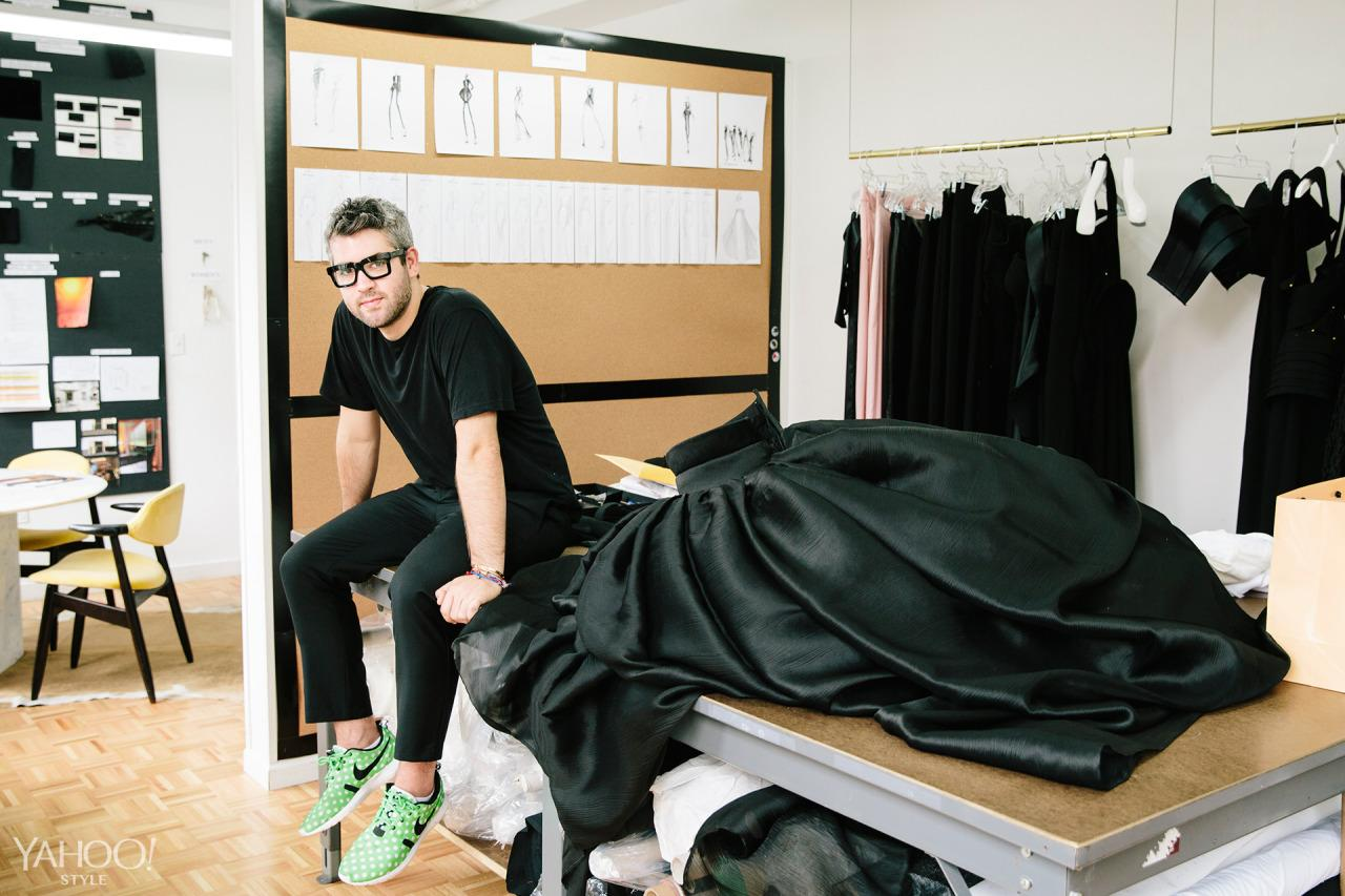 "<p>The designer gives us an inside peek into his Midtown studio. <i>Photography by<a href=""http://joelbarhamand.com/""> Joel Barhamand </a></i></p>"