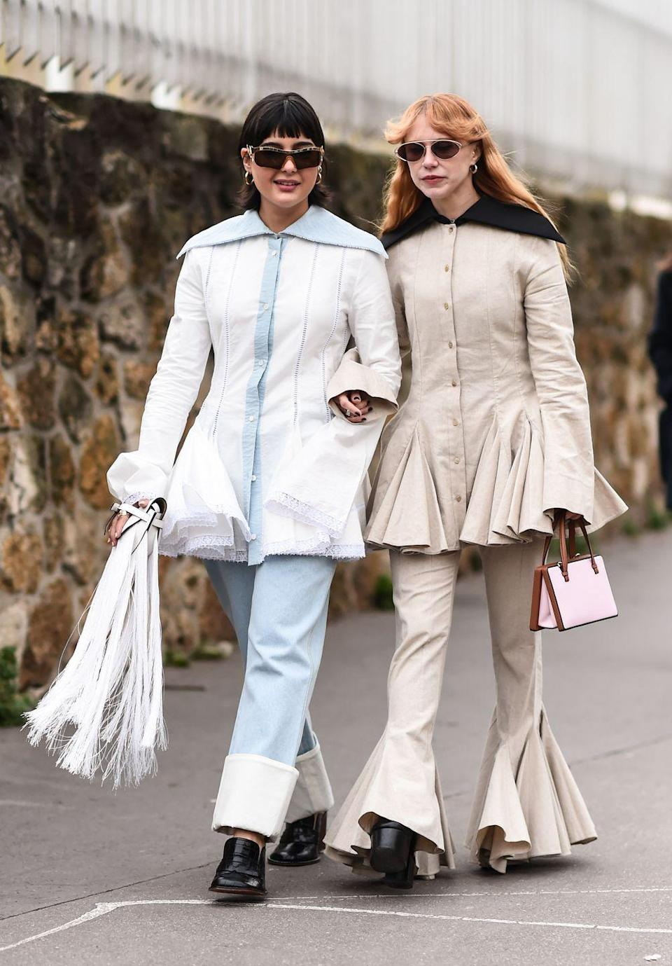 <p>It's no secret that the '70s are back in a big way, and if you haven't adopted the grooviest season into your wardrobe yet, then we're suggesting you start by adding some fringe. Anything that moves with us fits right into our wardrobes. This trend is fun, flirty, and perfect for winter.</p>