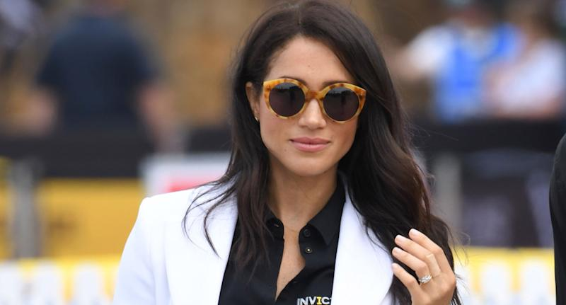 f4334d801 Meghan, Duchess of Sussex. (Photo by Karwai Tang/WireImage)