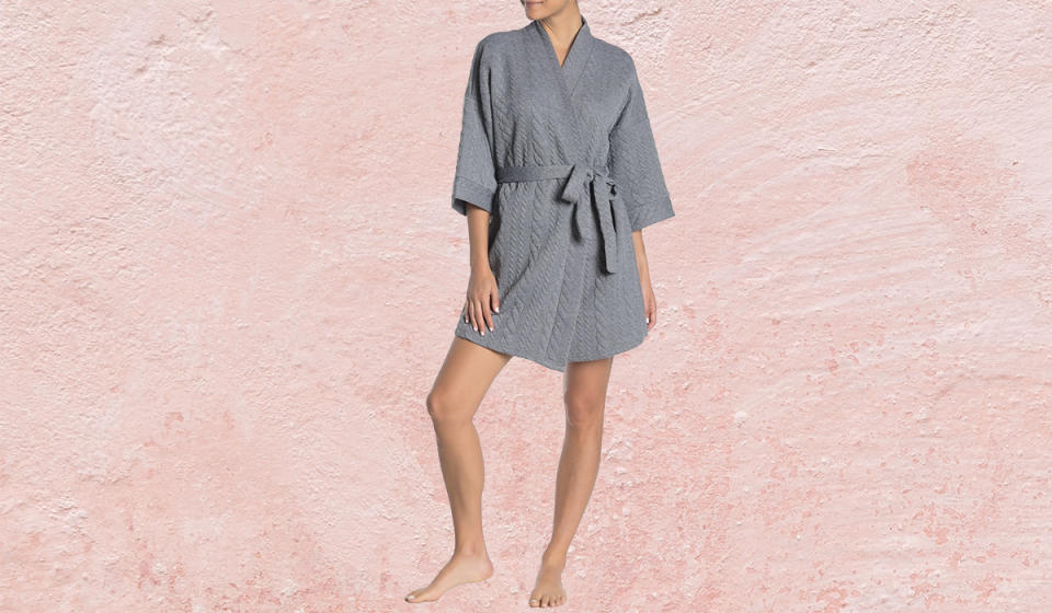 You're going to live in this robe. (Photo: Nordstrom Rack)