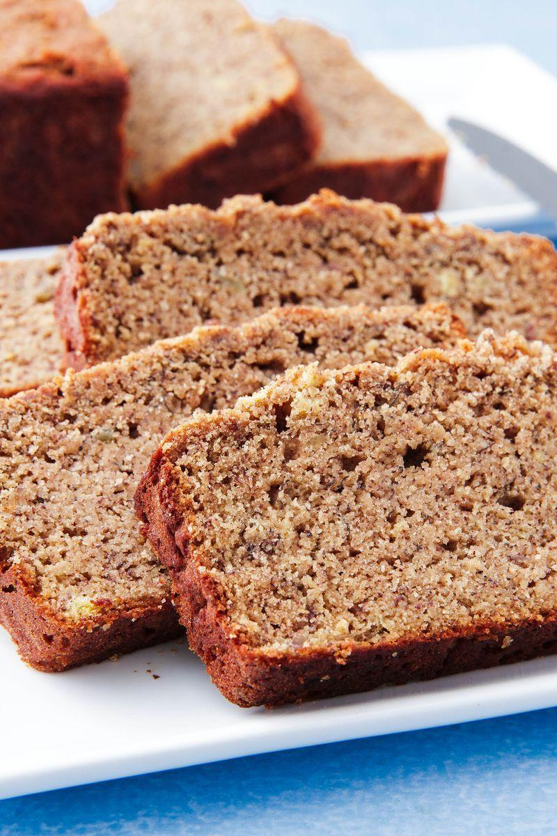 "<p>Guys. This <a href=""https://www.delish.com/uk/cooking/recipes/g28843835/banana-bread/"" rel=""nofollow noopener"" target=""_blank"" data-ylk=""slk:banana bread"" class=""link rapid-noclick-resp"">banana bread</a> is amazing. Not just amazing-for-a-paleo-banana-bread. Amazing in general. It's slightly sweet, has a beautiful texture, and is jam-packed with banana flavour. </p><p>Get the <a href=""https://www.delish.com/uk/cooking/recipes/a31277706/best-paleo-banana-bread-recipe/"" rel=""nofollow noopener"" target=""_blank"" data-ylk=""slk:Paleo Banana Bread"" class=""link rapid-noclick-resp"">Paleo Banana Bread</a> recipe.</p>"