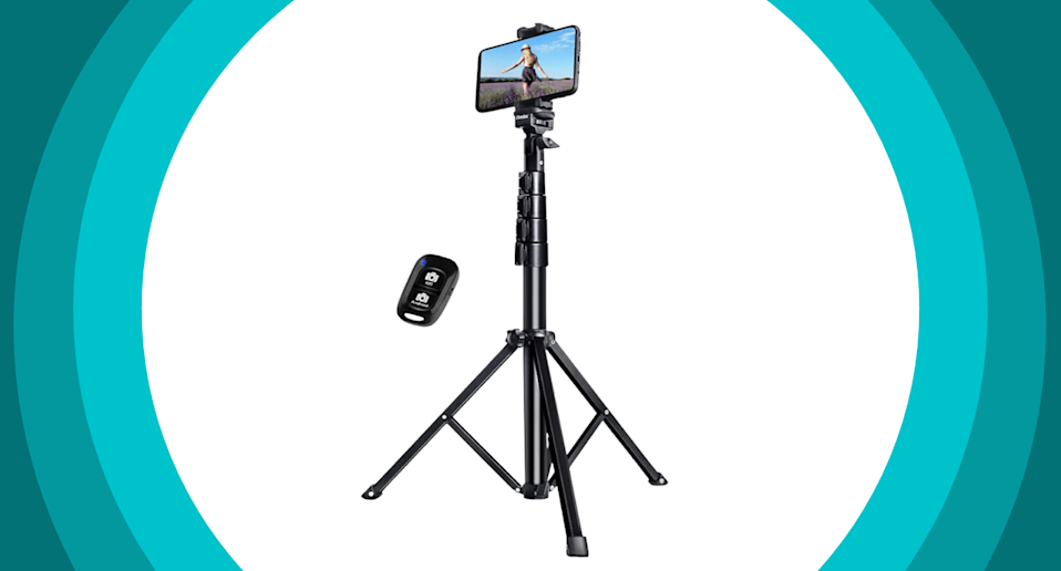 Save 28% on this phone tripod, plus more of today's best Amazon Daily Deals