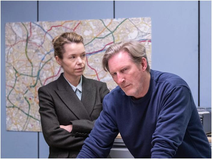"""""""Line of Duty"""" was created by Jed Mercurio. <p class=""""copyright"""">Kew Media/ITV Studios Global Entertainment</p>"""