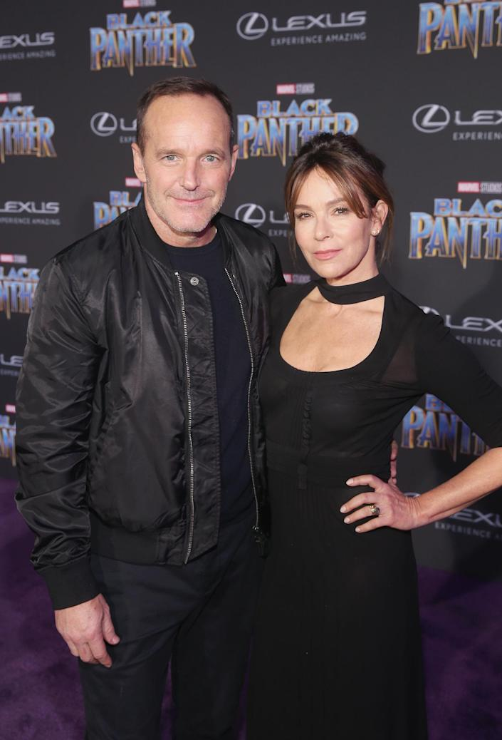 The Los Angeles World Premiere of Marvel Studios' BLACK PANTHER (Jesse Grant / Getty Images for Disney)