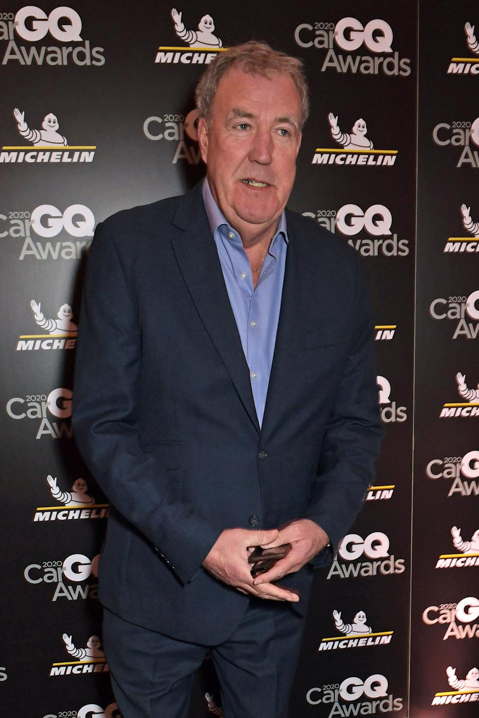 Jeremy Clarkson (Photo: David M. Benett via Getty Images)
