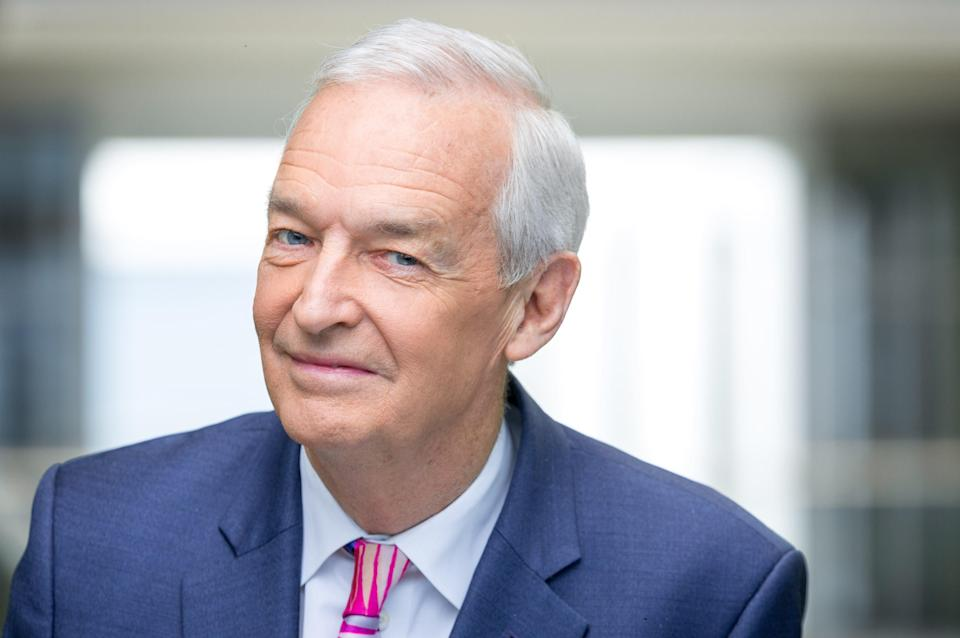 <p>Jon Snow is the longest-serving presenter in Channel 4's history</p> (PA)