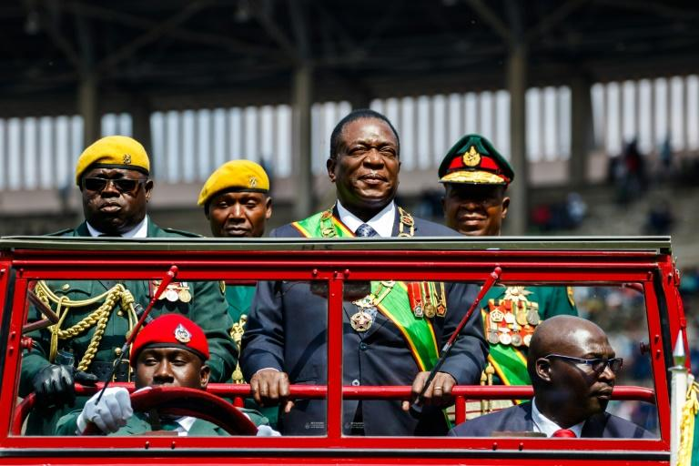 Emmerson Mnangagwa's victory in the July 30 Zimbabwe polls was challenged by the main opposition