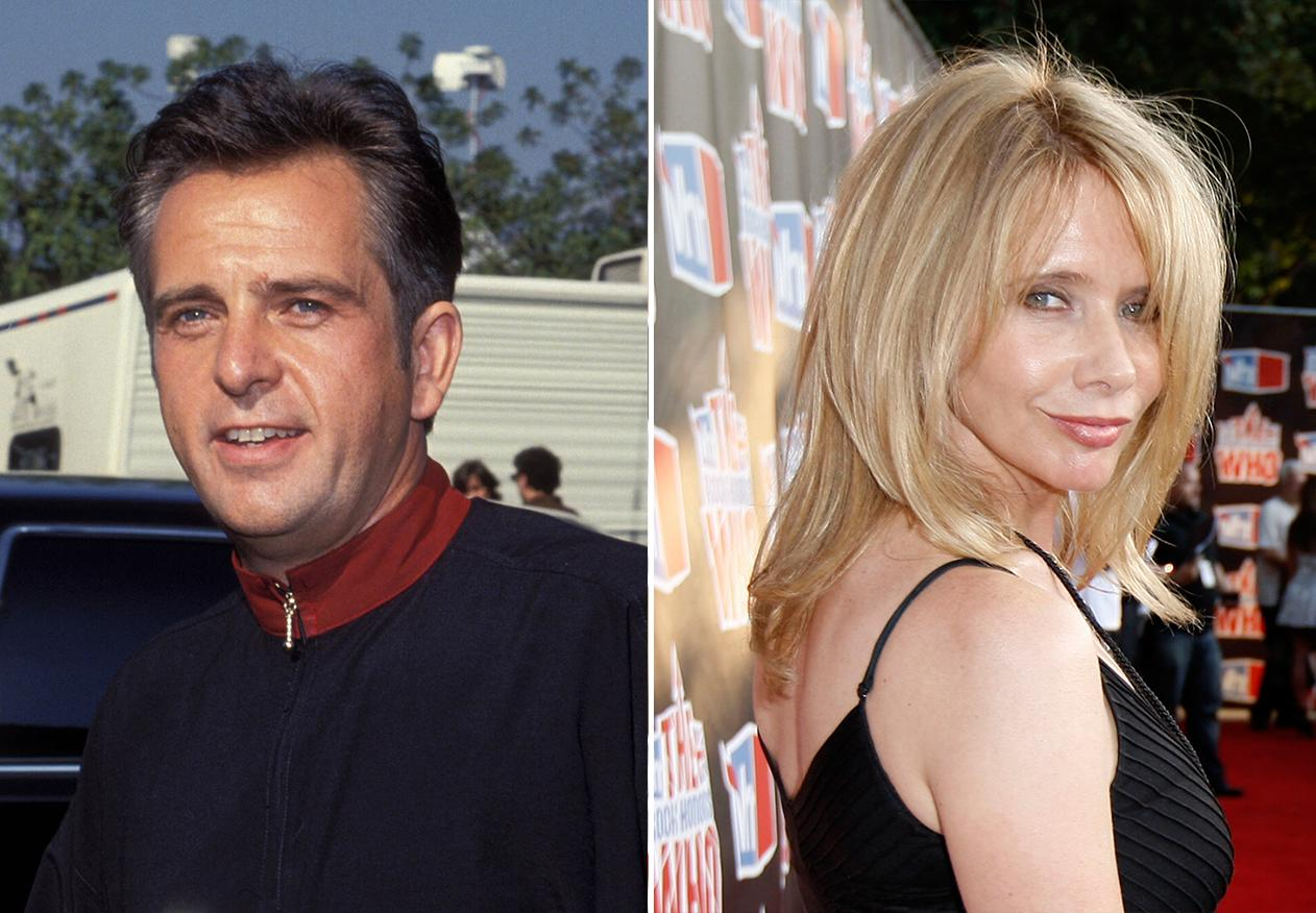 """Peter Gabriel's """"In Your Eyes"""" is said to be about his longtime girlfriend at the time, Rosanna Arquette."""