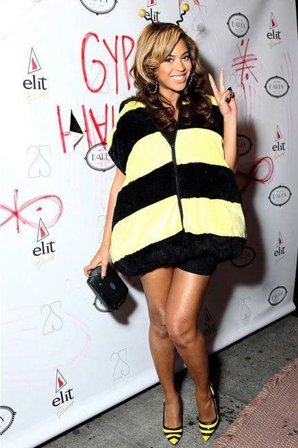 <p>As a bumblebee. </p>