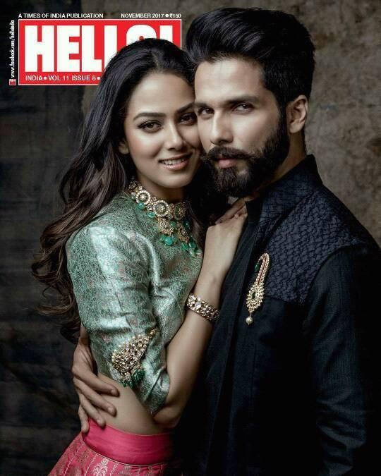 <p>Mira was a girl next door who had her Cinderella story, and must we say she rose to the celebrity she was wedded into, effortlessly. The couple featured on the glossy cover of Hello Magazine looking like the perfect match made in heaven. </p>