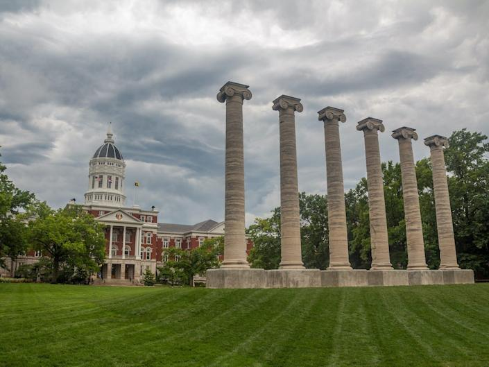 university of missouri mizzou