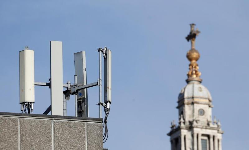 UK to allow Huawei equipment in 5G networks but not in 'core' parts