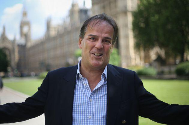 Cities of London and Westminster MP Mark Field
