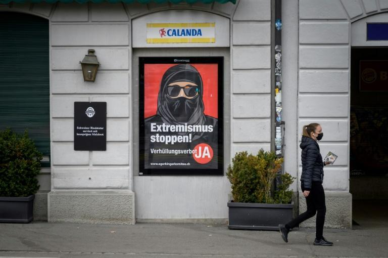 While the referendum proposal did not mention Islamic veils, it was clearly directed at the burqa