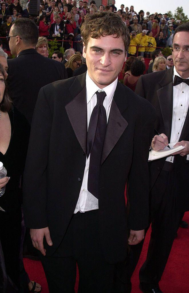 <p>The frontrunner for the 2020 Best Actor Oscar first attended the Oscars almost 20 years ago in 2001 when he was nominated for a Best Supporting Actor for his role as Commodus in Gladiator.</p>