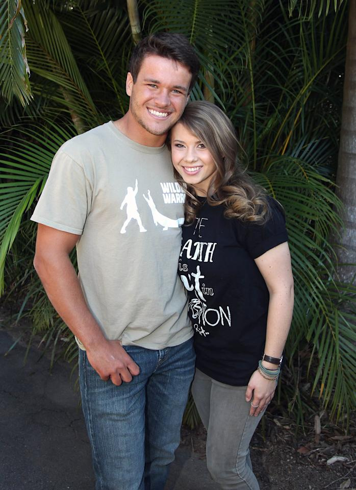 "<p>Bindi told <strong>Entertainment Tonight</strong> that <a href=""http://www.etonline.com/bindi-irwin-and-fiance-chandler-powell-say-they-want-to-televise-their-wedding-exclusive-129348"" target=""_blank"" class=""ga-track"" data-ga-category=""Related"" data-ga-label=""http://www.etonline.com/bindi-irwin-and-fiance-chandler-powell-say-they-want-to-televise-their-wedding-exclusive-129348"" data-ga-action=""In-Line Links"">she plans on getting married at the Australia Zoo</a>, which her family owns, because that's where she feels closest to her dad. ""Having the <a class=""sugar-inline-link ga-track"" title=""Latest photos and news for wedding"" href=""https://www.popsugar.com/Wedding"" target=""_blank"" data-ga-category=""Related"" data-ga-label=""https://www.popsugar.com/Wedding"" data-ga-action=""&lt;-related-&gt; Links"">wedding</a> here at Australia Zoo, that's what means the most with my family. It'll be really special,"" she said, adding, ""I'm excited, I'm really excited!""</p>"