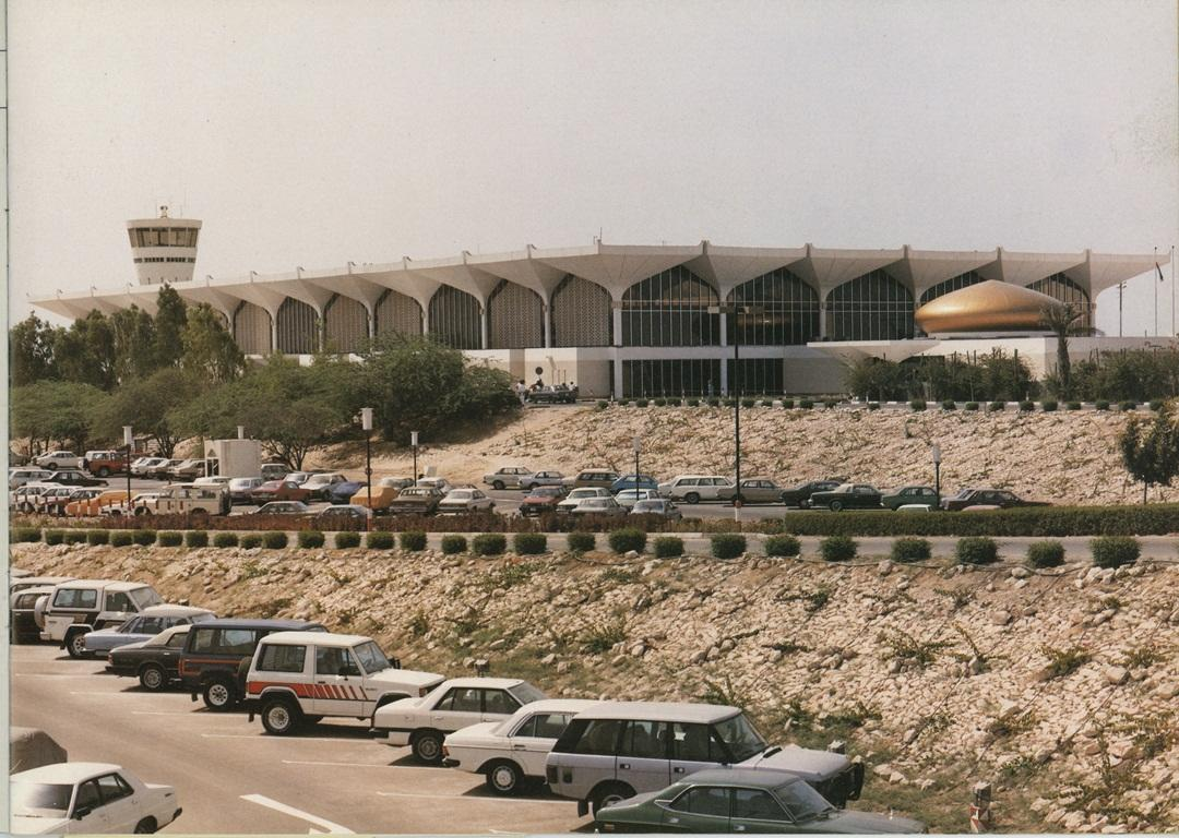Dubai Airport Then And Now