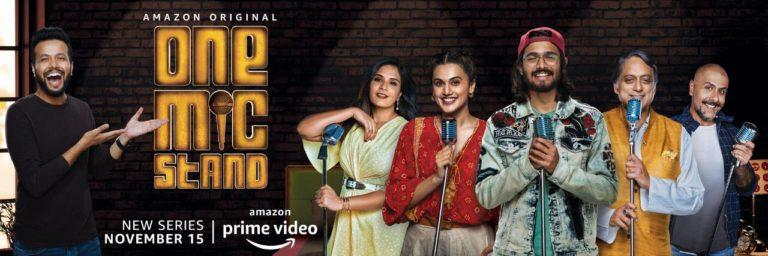 Amazon Prime Video's One Mic Stand's Newest Poster Is Absolutely Exciting!