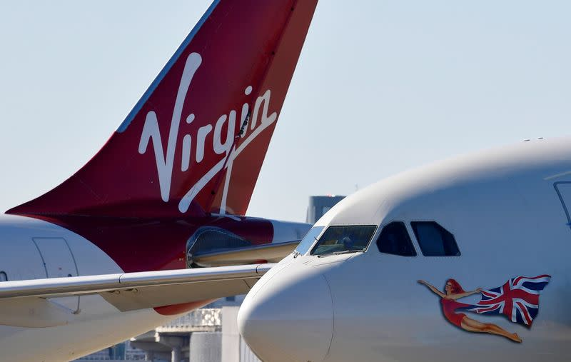 UK pilot union to talk to Virgin Atlantic, hopes to avoid more redundancies