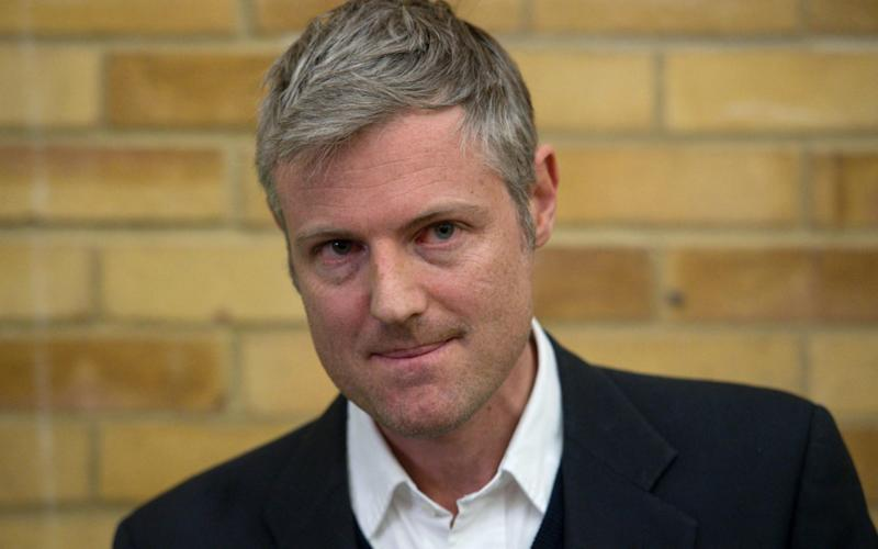 Zac Goldsmith - AFP