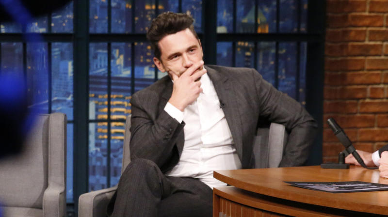 James Franco Skips Award Ceremony After Sexual Misconduct Accusations