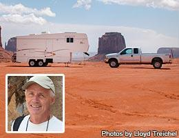 Retirement lifestyle: RV living on the road