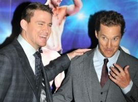 PHOTOS: Matthew McConaughey, Channing Tatum & TOWIE At 'Magic Mike' London Premiere