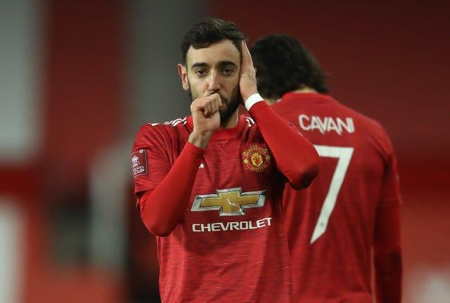 Manchester United will not want to lose top goalscorer Bruno Fernandes to quarantine rules.