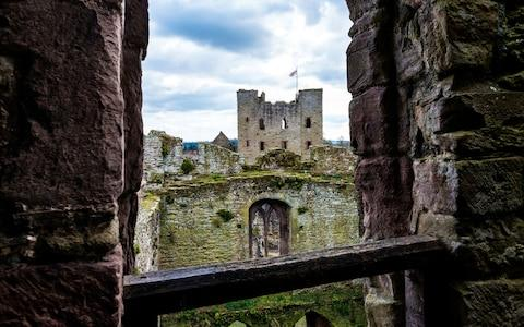 Ludlow castle - Credit: Getty