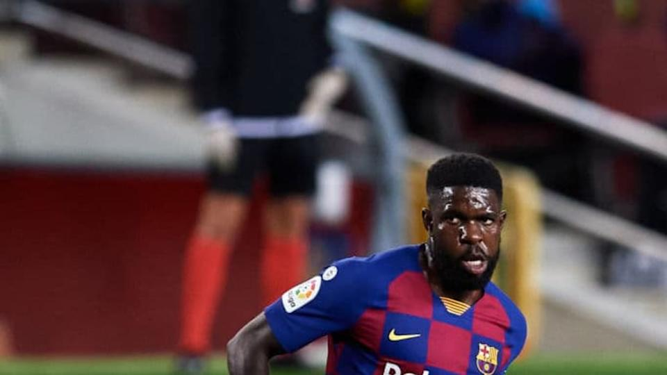 Umtiti pretende recuperar su mejor nivel | Alex Caparros/Getty Images