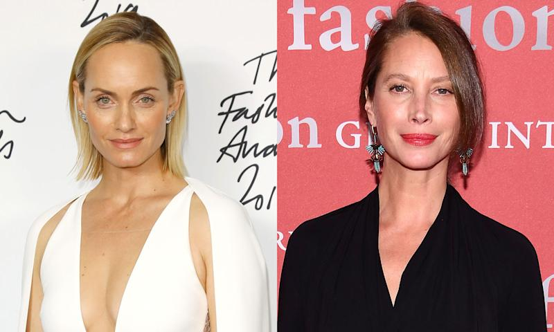 Amber Valletta and Christy Turlington Burns are among the models demanding change from Victoria's Secret