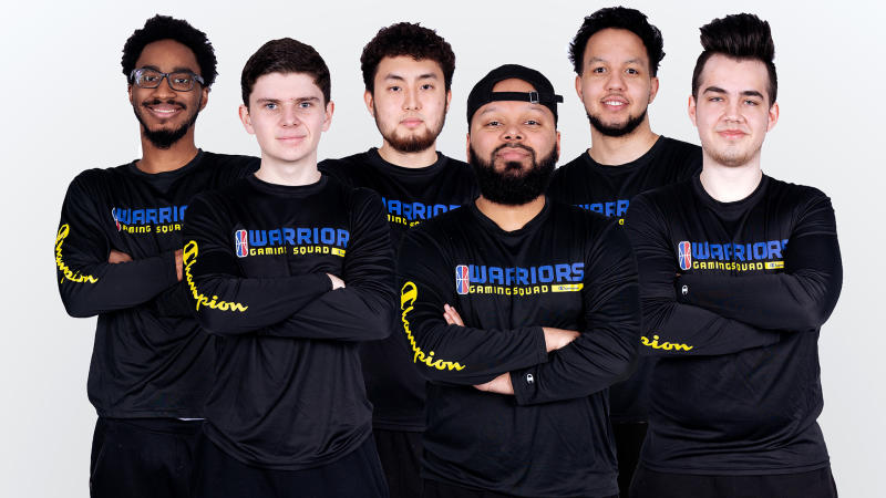 Warriors Gaming Squad ends undefeated season, loses series to Jazz Gaming