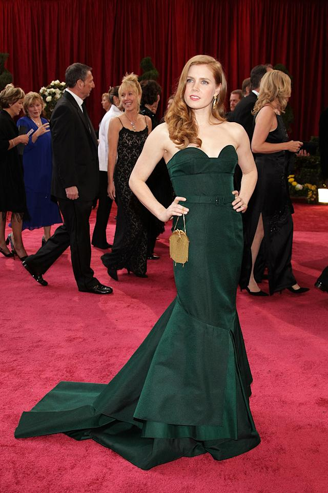 BEST: Amy Adams at the 80th Annual Academy Awards - 02/24/2008