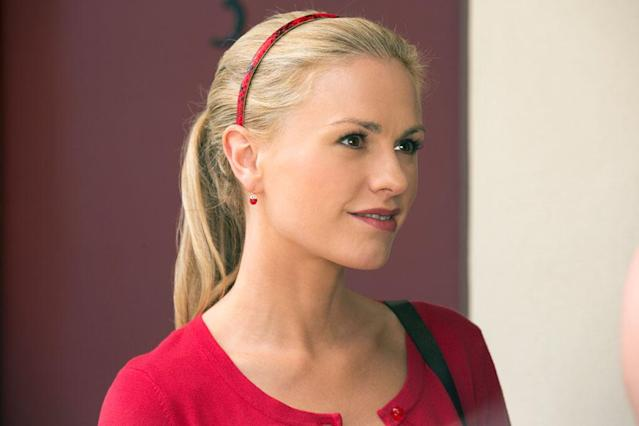 "Anna Paquin in the ""True Blood"" episode, ""At Last."""