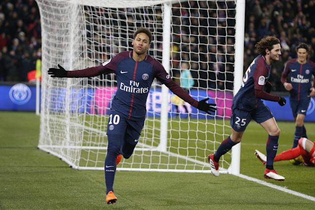 Neymar delivers Brazil World Cup boost as PSG star expects to be ready for Russia